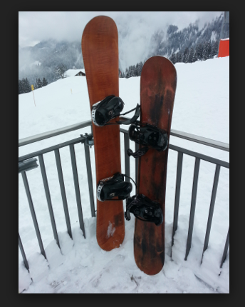 Geronimo Snowboards by Philip Kennes