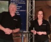 Philip en Nathalie Kennes van EPOXY-DESIGN heten jou welkom op de info-avond over steentapijt.