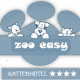 Epoxy gietvloer in kattenhotel Zoo Easy Sint-Katelijne-Waver