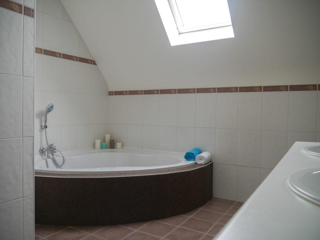 Geef uw badkamer een nieuwe look met een strak bad kleedje in