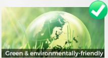 Daadwerkelijk milieu bewust? TERRALAVA® gietvloeren.