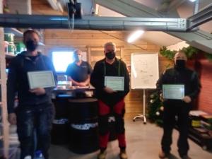 Workshop Steentapijt corona proof